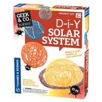Thames & Kosmos DIY Solar System Kit