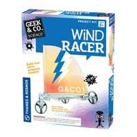Thames & Kosmos Wind Racer - Wind Powered Vehicles Kit