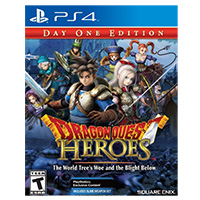 Square Enix Dragon Quest Heroes (PS4)