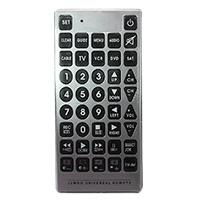 Quantum 8-in-1 Jumbo Universal Remote Control QFX REM-115