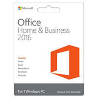 Microsoft Office Home & Business 2016 (PC)
