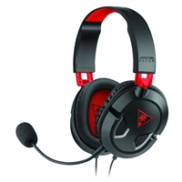 Turtle Beach Ear Force Recon 50 Gaming Headset - Black/Red