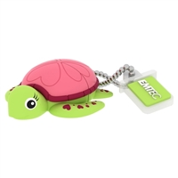 Emtec International 8GB USB Flash Drive Lady Turtle