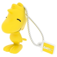 Emtec International 8GB Peanuts USB Flash Drive Woodstock