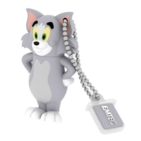 Emtec International 8GB Hanna Barbera USB 2.0 Flash Drive Tom