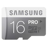 Samsung 16GB Micro SDHC Pro Memory Card