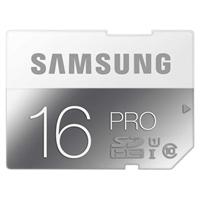 Samsung 16GB Class 10 Pro SDHC UHS Class 1 Card