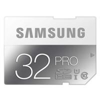 Samsung 32GB UHS Class 1 Pro SDHC Card