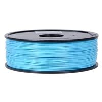 Inland 1.75mm Light Blue ABS 3D Printer Filament - 1kg Spool (2.2 lbs)