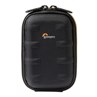 LowePro Santiago 20 II Case - Black/Orange