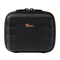 LowePro Santiago 30 II Case - Black/Orange