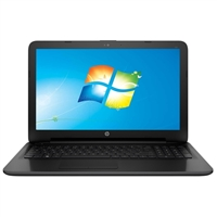"HP 250 G4 15.6"" Laptop Computer - Black"