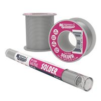 MG Chemicals Sn60 / Pb40 No Clean Leaded Solder - Pocket Pack