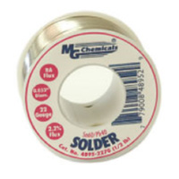 "MG Chemicals Sn60 / Pb40 Leaded Solder - 0.062"" Spool"