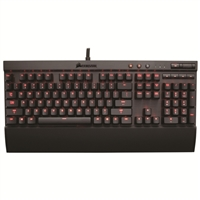 Corsair Gaming K70 Illuminated Mechanical Gaming Keyboard — Cherry MX Brown Switch
