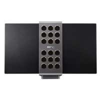 BenQ Trevolo Electrostatic Bluetooth Speaker - Black