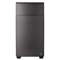 Corsair Carbide Clear 600C Inverse ATX Full-Tower Computer Case - Black