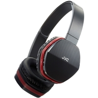 JVC Bluetooth Deep Bass On-Ear Headphones