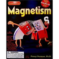 ScienceWiz Magnetism Kit