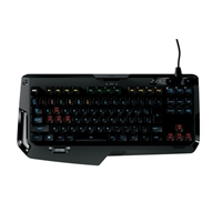 Logitech G410 Atlas Spectrum RGB Tenkeyless Illuminated Mechanical Gaming Keyboard