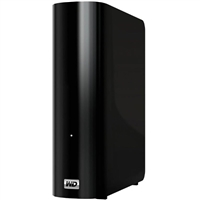 "WD My Book Essential 2TB SuperSpeed USB 3.0 3.5""External Desktop Hard Drive WDBACW0020HBK-NESN Factory-Recertified"