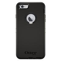 OtterBox Defender Case for iPhone 6/6S Plus - Black