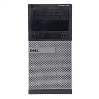 Dell OptiPlex 390 Windows 7 Professional Desktop Computer Off Lease Refurbished
