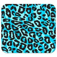 American Covers Midnight Leopard Mouse Pad