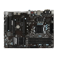 MSI H170A PC Mate LGA 1151 ATX Intel Motherboard