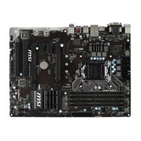 MSI H170A PC Mate LGA 1151 ATX Intel Motherboard