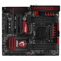 MSI X99 Gaming 9 ACK LGA 2011 v3 Killer ATX Motherboard