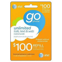 InComm AT&T $100 REFILL