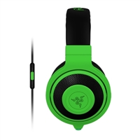 Razer Kraken Mobile Analog Headset - Neon Green