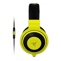 Razer Kraken Mobile Analog Music & Gaming Headset - Neon Yellow