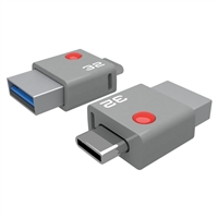 Emtec International 32GB USB 3.0 to Type-C Flash Drive
