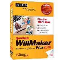 Nolo.com WillMaker Plus 2016