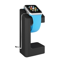 Cygnett OnCharge mini Compact PC Stand for Apple Watch - Black