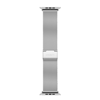Cygnett Luxband Steel Watch Strap for Apple Watch - Silver