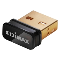 Edimax N150 Wi-Fi Nano USB Adapter - Ideal for Raspberry Pi