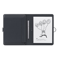 Wacom Bamboo Spark Smart Folio w/ Tablet Sleeve & Pen - Black