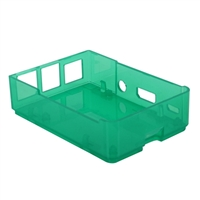 Adafruit Industries Case Base for Raspberry Pi 2/B - Green