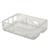 Adafruit Industries Case Base for Raspberry Pi 2/B - Clear
