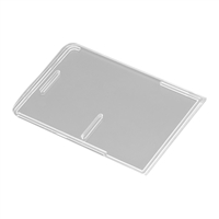 Adafruit Industries Case Lid for Raspberry Pi 2/B - Clear