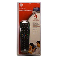 GE 4-Device Universal DVR Remote Control
