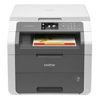 Brother HL-3180CDW Digital Color Printer with Convenience Copying and Scanning