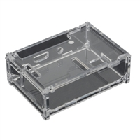 Seeed Studio Acrylic Raspberry Pi B+/2 Enclosure - Clear