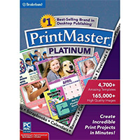 Encore Software PrintMaster V7.0 (PC/MAC)
