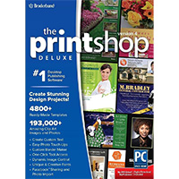 Encore Software The Print Shop Deluxe 4.0