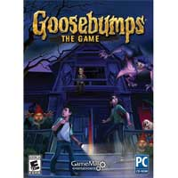 Encore Software Goosebumps The Game (PC Mac Games)