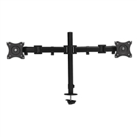 "SIIG 13"" - 27"" Dual Monitor Articulating Desk Mount"